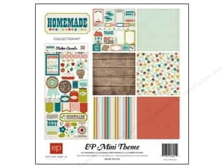 "Echo Park Collection Kit 12""x 12"" Homemade"