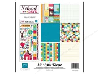 "Echo Park Collection Kit 12""x 12"" School Days"