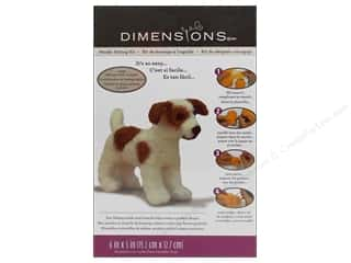 Dimensions Needle Felting Kits Dog