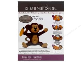 Dimensions Needle Felting Kits Monkey