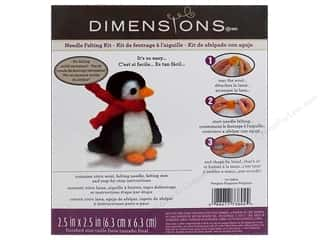 Dimensions Needle Felting Kits Penguin