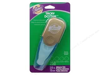 Glues/Adhesives Memory Glue: Aleene's Tacky Dotter 3/8 in. 250 pc.