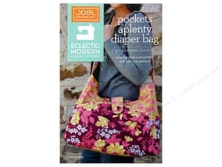 This & That Purses, Totes & Organizers Patterns: Joel Dewberry Pockets Apleny Diaper Bag Pattern
