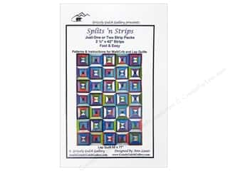 Splits N Strips Pattern