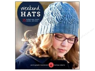 Interweave Press: Weekend Hats Book
