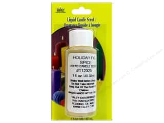 Scent Yaley Candle Scent Block 3/4 oz: Yaley Candle Scent Liquid 1oz Holiday Fig Spice