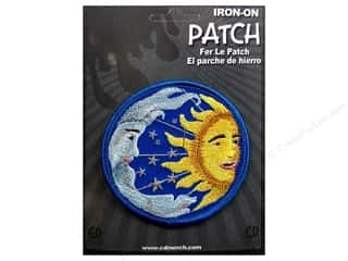 C&D Visionary Patch Sun, Moon & Stars