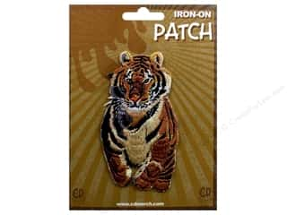 C&D Visionary Patch Animals Tiger