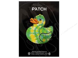 C&D Visionary Patch Animals Tie Dye Duck
