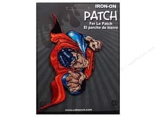 C&D Visionary Patch Superman Fist