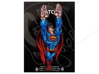 C & D Visionary Marvel: C&D Visionary Applique Superman Fly