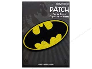 C & D Visionary Marvel: C&D Visionary Applique Batman Logo