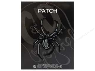 C&D Visionary Patch Animals Black Widow
