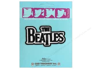 C&D Visionary Patch Beatles Logo
