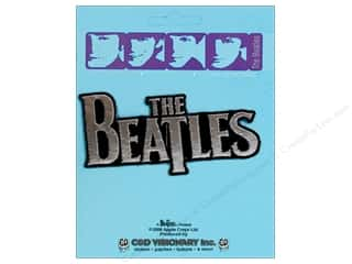 C&D Visionary Applique Beatles Silver Logo