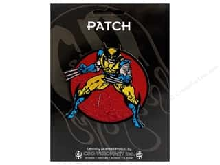 C&amp;D Visionary Patch Wolverine Standing