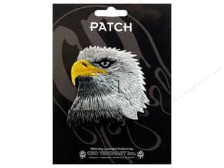 C&D Visionary Patch Animals Eagle Head