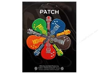 C&D Visionary Patch Music Guitars