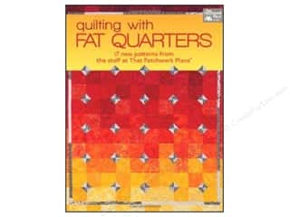 Quilt Woman.com Fat Quarter / Jelly Roll / Charm / Cake Patterns: That Patchwork Place Quilting With Fat Quarters Book-
