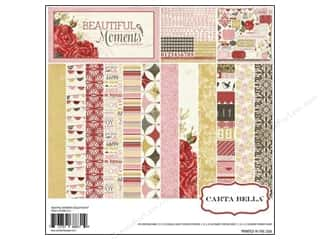Carta Bella Collection Kit 12x12 Beautiful Moments