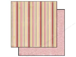 Carta Bella Paper 12x12 Beautiful Moments Stripes (25 piece)