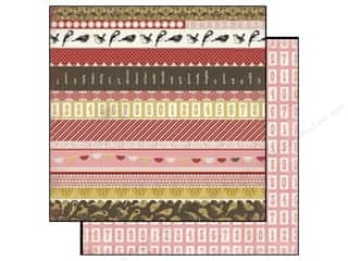 Carta Bella 12 x 12 in. Paper Borders (25 piece)