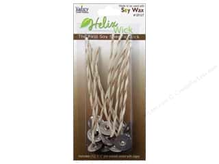 "Yaley Wick Helix & Clip 3.5"" 12pc"