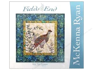 Chronicle Books $14 - $16: Pine Needles Fields End Quit Your Grousin' Pattern