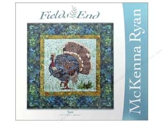 "Books & Patterns 16"": Pine Needles Fields End Tom Pattern"