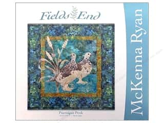 "Books & Patterns 16"": Pine Needles Fields End Ptarmigan Ptrek Pattern"
