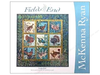 Fields End Border Pattern