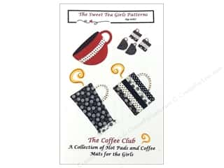 Sew Tea Girls Borders: Sweet Tea Girls Coffee Club Pattern