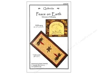 Quiltricks Quilt Patterns: Quiltricks Peace On Earth Pattern