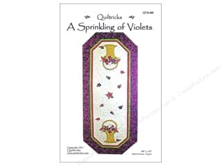 A Sprinkling Of Violets Pattern