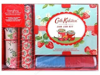 Cath Kidston Jam Jar Kit
