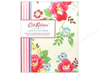 theme stickers  floral: Chronicle Stationery Cath Kidston Labels & Stickrs