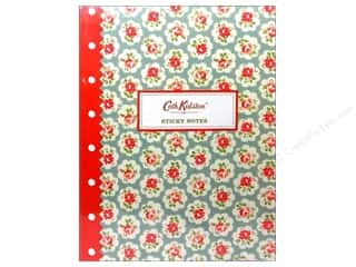 Chronicle Books Note Cards: Chronicle Sticky Notes Cath Kidston