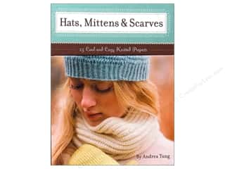 Chronicle Books $14 - $16: Chronicle Hats, Mittens & Scarves Deck by Andrea Tung