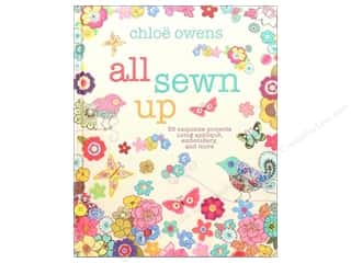 All Sewn Up Book
