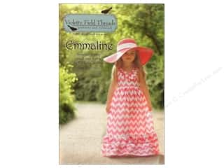 "Patterns 10"": Violette Field Threads Emmaline Dress Size 2T/10 Pattern"