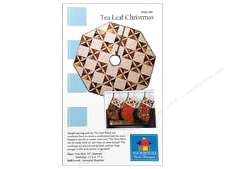 Tea Leaf Christmas Pattern