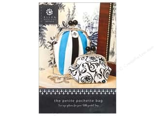 Ellen Medlock LLC Clearance Crafts: Ellen Medlock The Petite Pochette Bag Pattern