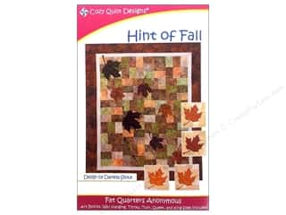 Hint Of Fall Pattern