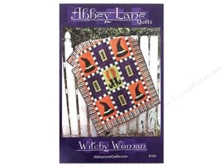 Books & Patterns: Witchy Woman Pattern