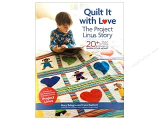 Quilt It With Love The Project Linus Story Book