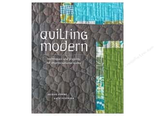 Interweave Press: Quilting Modern Book