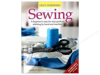 Craft Workbooks Sewing Book