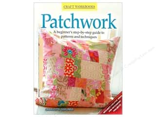Craft Workbooks Patchwork Book