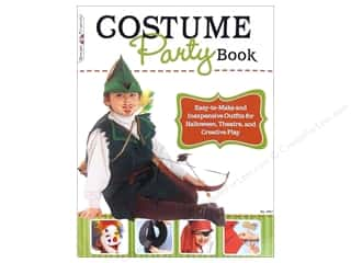 Halloween Clearance Patterns: Design Originals Costume Party Book