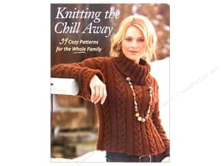 Crochet & Knit: Knitting The Chill Away Book
